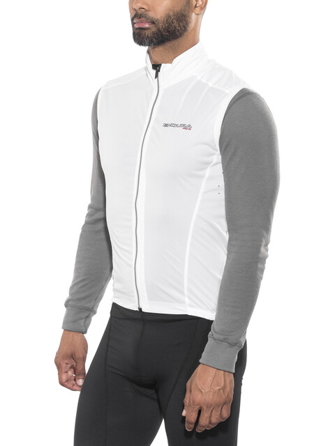 Endura Pro SL Lite Gilet Men White
